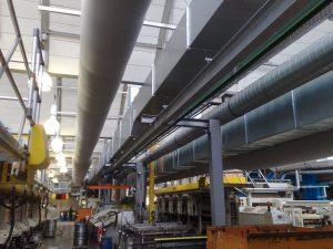 Kienzler-Luftschlauch-Industrie-Handwerk-01Kienzler-Luftschlauch-Krankenhaus-Labor-03-Textilluftschlauch-Luftverteilsystem