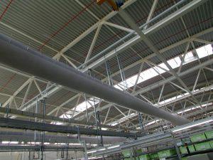 Kienzler-Luftschlauch-Industrie-Handwerk-10Kienzler-Luftschlauch-Krankenhaus-Labor-03-Textilluftschlauch-Luftverteilsystem
