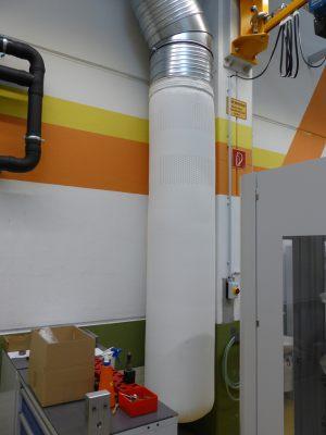 Kienzler-Luftschlauch-Industrie-Handwerk-12Kienzler-Luftschlauch-Krankenhaus-Labor-03-Textilluftschlauch-Luftverteilsystem