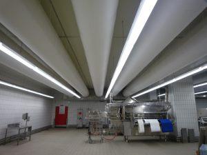 Kienzler-Luftschlauch-Lebensmittelindustrie-11Kienzler-Luftschlauch-Krankenhaus-Labor-03-Textilluftschlauch-Luftverteilsystem